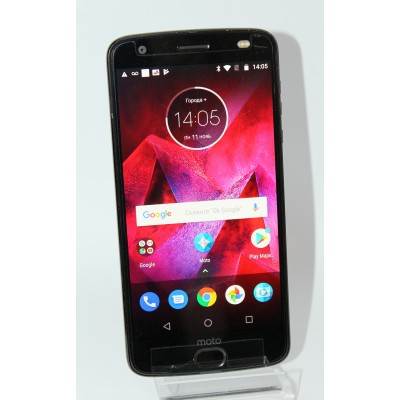 Motorola Moto Z2 Force 4/64GB Black Б/У