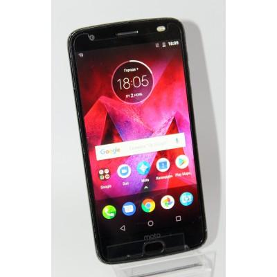 Motorola Moto Z2 Force 4/64GB Black Б/У