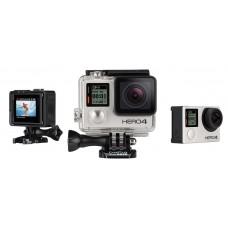 Экшн-камера GoPro Hero4 Silver Standard