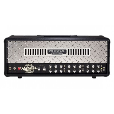 Гитарный усилитель Mesa Boogie Dual Rectifier Solo Head  Б/У