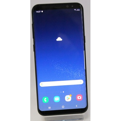 Samsung Galaxy S8 Plus Duos 64GB Midnight Black Б/У