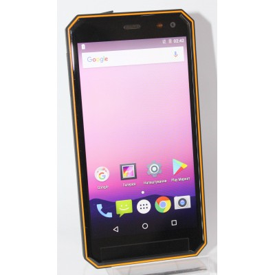 Sigma mobile X-treme PQ52 Black-Orange Б/У
