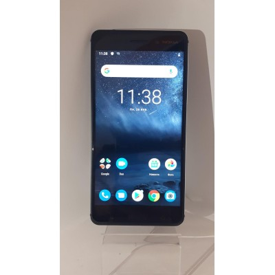 Nokia 6 32 GB Black Б/У