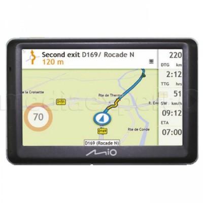 GPS-навигатор MIO Spirit 7800 FEU Б/У
