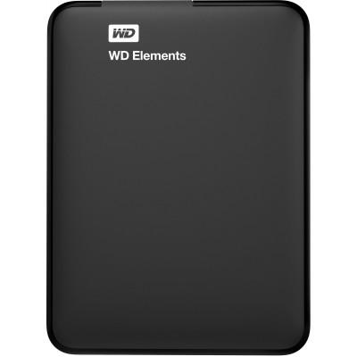 Внешний HDD-накопитель Western Digital Elements SE 1 TB Б/У