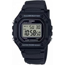 Часы наручные Casio W-218H-1AVEF