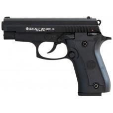 Стартовый пистолет Ekol P-29 Rev II Black (25318)