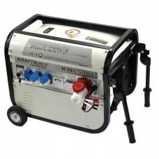 Бензиновый генератор Kraft Dele KW-6500E (KD-101)