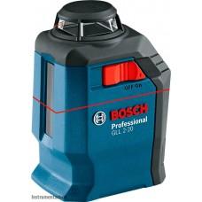 Лазерный нивелир Bosch GLL 2-20