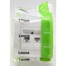 розетки leona lna 4400121