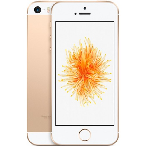 Apple iPhone SE 16GB Gold (MLXM2)