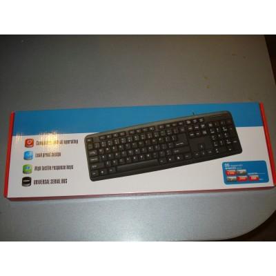 Проводная клавиатура Keyboard X1  Б/У