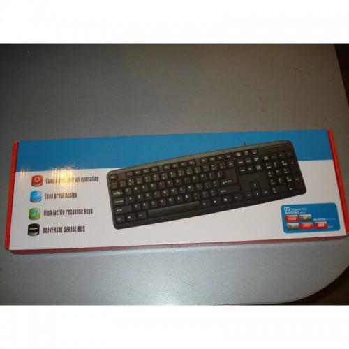 Проводная клавиатура Keyboard X1