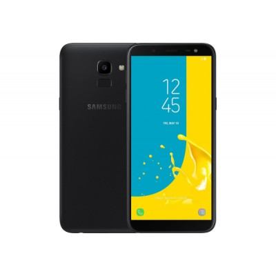 Samsung Galaxy J6 2/32GB Black Б/У
