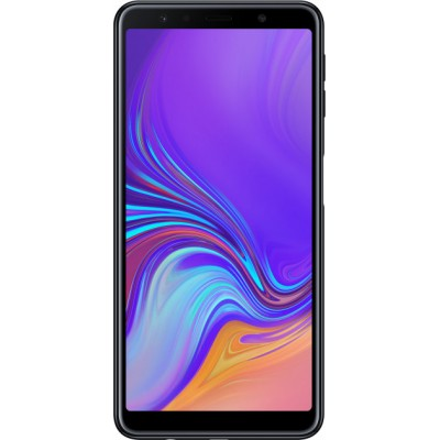 Samsung Galaxy A7 2018 4/64GB SM-A750 Black Б/У