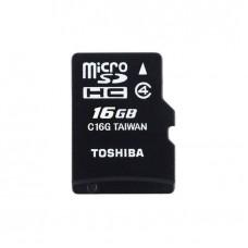 Карта памяти Toshiba 16 gb micro sd